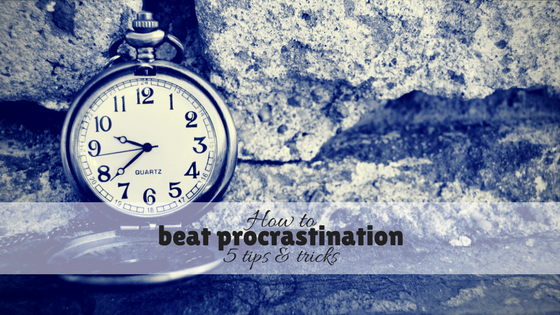How to beat procrastination and change your life